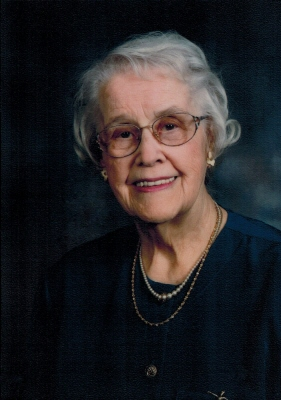 Charlotte Muriel McFarlane