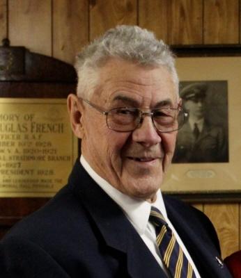 John Harold Webster Scheer