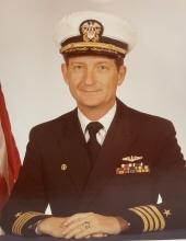 CAPT  Gerald Edward Green, USN, Retired