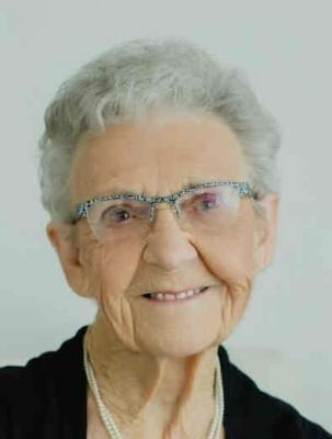 Doris Mary Johnson