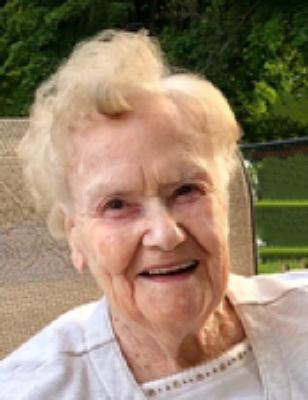 Thelma Mae Parker