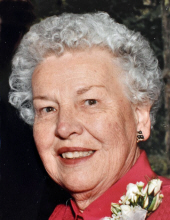 Photo of Betty Petersen