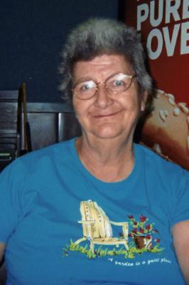 Photo of Harriet Brown