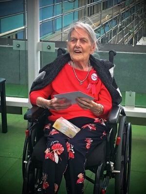 Photo of Margaret King