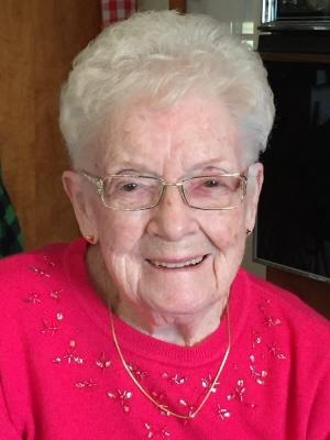 Photo of Betty Wilbur