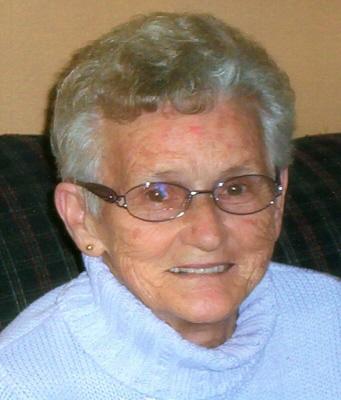 Photo of Mabel (Kinch) Arsenault