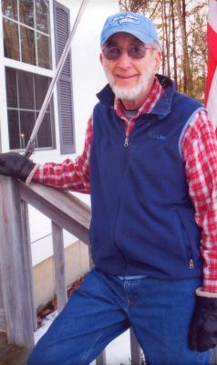 Photo of David Crocker