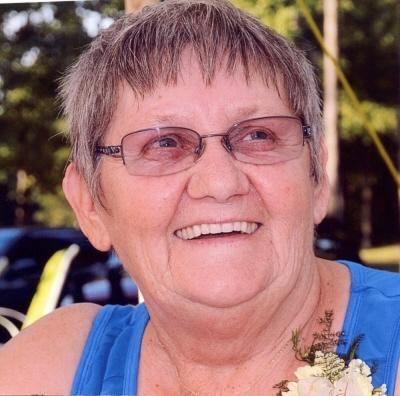 Photo of Shirley Hamilton (née Edwards)