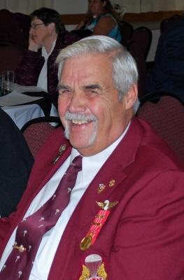 Photo of Joseph Parr