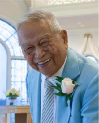 Photo of Dr. Felix Ira, Jr.