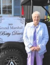 Betty Lou Davis