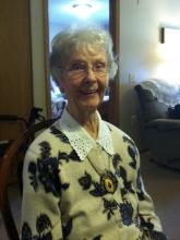 Photo of Margaret Finck