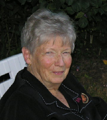 Photo of Audrey Mary Humphries