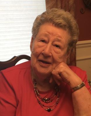 Mabel Horner (nee Acres)
