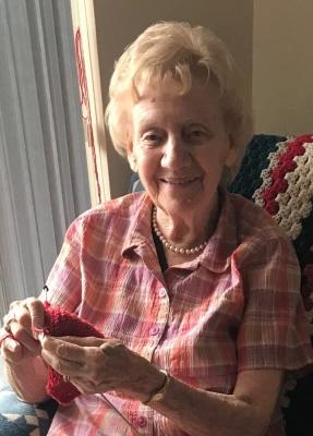 """Photo of Patricia """"Patsy"""" Allard (nee Chugg)"""