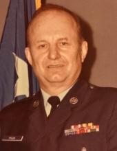 CMSgt Sherrell C. Pyles