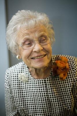 Photo of Dorothy Barrett