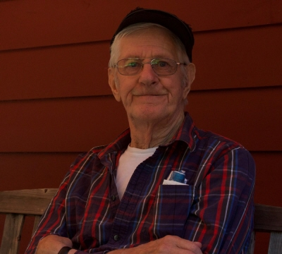 Photo of Donald Kidson