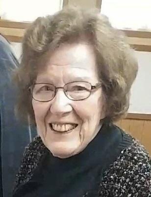 Photo of Gertrude Hallborg