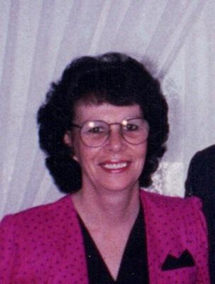 Photo of Viola Fleury (nee Turner)