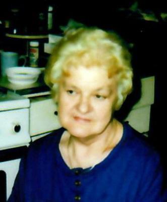 Photo of Arnell (Avenell) Baldwin