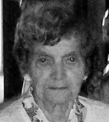Photo of Violet Harrington, Scotchtown
