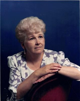 Photo of Ruby Beryl Douglas (nee Sparling)
