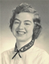 Barbara Margaret Patterson