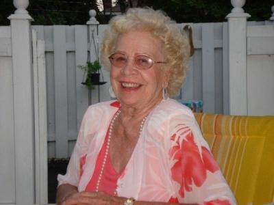 Photo of Lillian Hayes