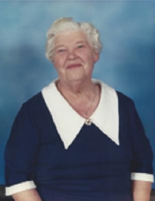 Gertrude Mary Newby
