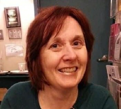 Photo of Claire McLaughlin-Bungay