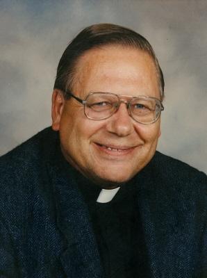 Reverend Joseph Volker Strohhofer