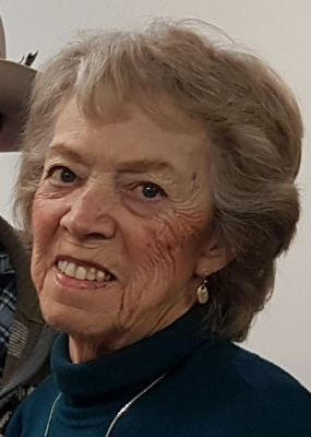Photo of Joyce Leask
