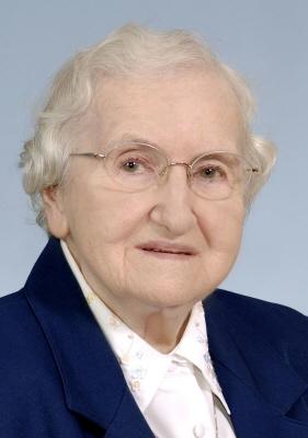 Photo of Sr Irène Mainguy