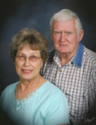 Richard and Rosemary Stairs