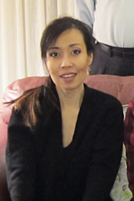 Photo of Bella Davis (nee Shitami)