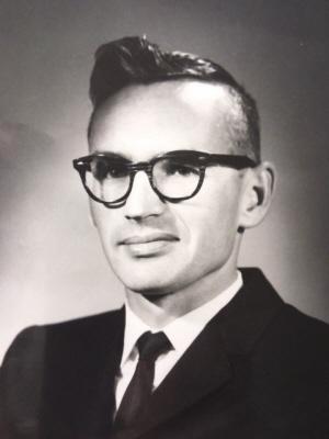 Photo of Robert Moffitt