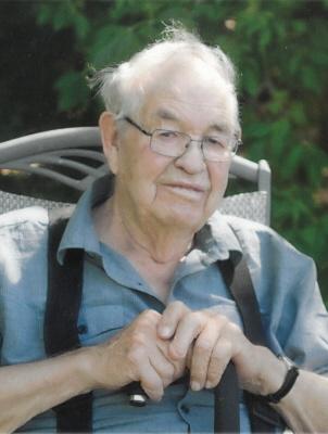 Photo of Donald Hoberg