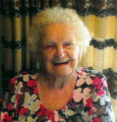 Photo of Edith Cryderman