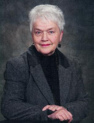 Photo of Jacqueline Bélair (née Charest)