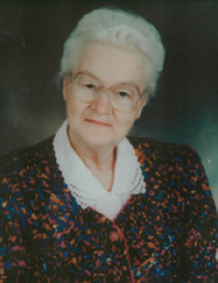 Audrey Vivian LeBlanc