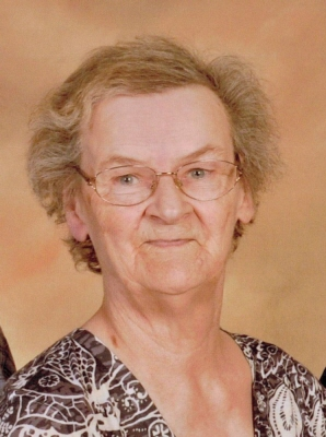 Photo of Lucille Gratton