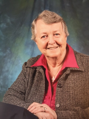Photo of Ernestine Elsie Sprague Gray