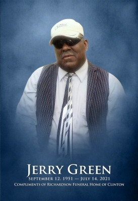 Jerry Green