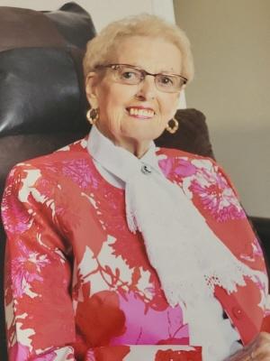 Greta Margaret Gregor