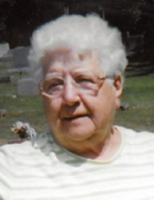 Naomi Patricia Clough
