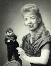 Photo of Eleanor Shepherd Thomas