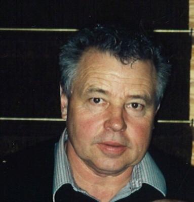 Photo of Roy Ireland