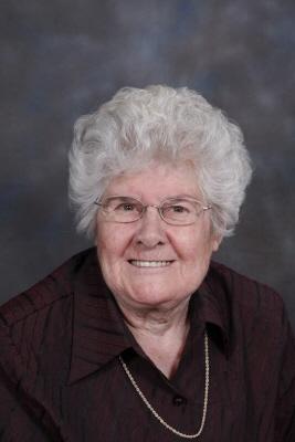 Photo of Margaret Berg