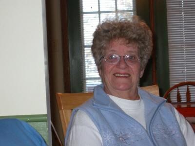 Photo of Margaret McLeod